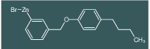 3-(4-n-butylphenoxymethyl)phenylzinc bromide