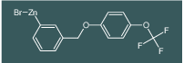 3-[4-(TRIFLUOROMETHOXY)PHENOXYMETHYL]PHENYLZINC BROMIDE