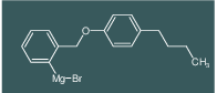 2-(4-n-butylphenoxymethyl)phenylmagnesium bromide