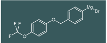4-[4-(TRIFLUOROMETHOXY)PHENOXYMETHYL]PHENYLMAGNESIUM BROMIDE