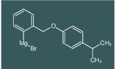 2-(4-isopropylphenoxymethyl)phenylmagnesium bromide