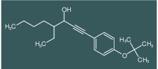 1-(4-tert-Butoxy-phenyl)-4-ethyl-oct-1-yn-3-ol