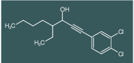 1-(3,4-Dichloro-phenyl)-4-ethyl-oct-1-yn-3-ol