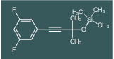 [3-(3,5-Difluoro-phenyl)-1,1-dimethyl-prop-2-ynyloxy]-trimethyl-silane