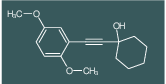 1-(2,5-Dimethoxy-phenylethynyl)-cyclohexanol