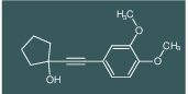 1-(3,4-Dimethoxy-phenylethynyl)-cyclopentanol