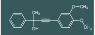 4-(3,4-Dimethoxy-phenyl)-2-phenyl-but-3-yn-2-ol