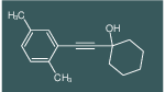 1-(2,5-Dimethyl-phenylethynyl)-cyclohexanol
