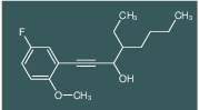 4-Ethyl-1-(5-fluoro-2-methoxy-phenyl)-oct-1-yn-3-ol