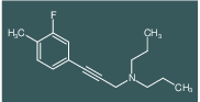 [3-(3-Fluoro-4-methyl-phenyl)-prop-2-ynyl]-dipropyl-amine