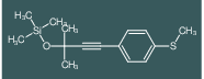 [1,1-Dimethyl-3-(4-methylsulfanyl-phenyl)-prop-2-ynyloxy]-trimethyl-silane