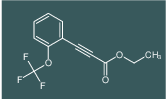 (2-Trifluoromethoxy-phenyl)-propynoic acid ethyl ester
