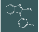 1-(3-Bromo-phenyl)-2-methyl-1H-benzoimidazole