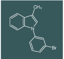 1-(3-Bromo-phenyl)-3-methyl-1H-indole