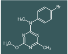 (4-Bromo-phenyl)-(4-methoxy-6-methyl-[1,3,5]triazin-2-yl)-methyl-amine