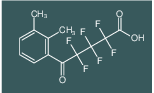 5-(2,3-Dimethyl-phenyl)-2,2,3,3,4,4-hexafluoro-5-oxo-pentanoic acid