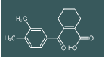 2-(3,4-Dimethyl-benzoyl)-cyclohex-1-enecarboxylic acid