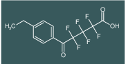 5-(4-Ethyl-phenyl)-2,2,3,3,4,4-hexafluoro-5-oxo-pentanoic acid