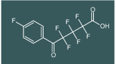 2,2,3,3,4,4-Hexafluoro-5-(4-fluoro-phenyl)-5-oxo-pentanoic acid