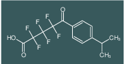 2,2,3,3,4,4-Hexafluoro-5-(4-isopropyl-phenyl)-5-oxo-pentanoic acid