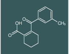 2-(3-Methyl-benzoyl)-cyclohex-1-enecarboxylic acid