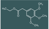 (3,4,5-Trimethoxyphenyl)acetic acid ethyl ester