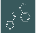 3-(2-methoxybenzoyl)thiophene
