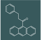 1-(anthracen-9-yl)-3-phenylpropan-1-one