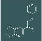 1-(2,3-Dihydro-benzo[1,4]dioxin-6-yl)-2-phenoxy-ethanone