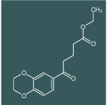 ethyl 5-(2,3-dihydrobenzo[b][1,4]dioxin-6-yl)-5-oxopentanoate