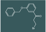 1-(3-(benzyloxy)phenyl)-3-bromopropan-1-one