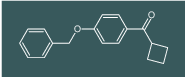 (4-(benzyloxy)phenyl)(cyclobutyl)methanone