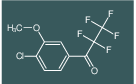 1-(4-Chloro-3-methoxy-phenyl)-2,2,3,3,3-pentafluoro-propan-1-one