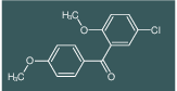 (5-chloro-2-methoxyphenyl)(4-methoxyphenyl)methanone