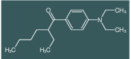 1-(4-(diethylamino)phenyl)-2-ethylhexan-1-one