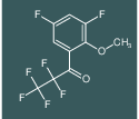 1-(3,5-Difluoro-2-methoxy-phenyl)-2,2,3,3,3-pentafluoro-propan-1-one