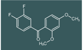(3,4-difluorophenyl)(2,4-dimethoxyphenyl)methanone
