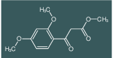 methyl 3-(2,4-dimethoxyphenyl)-3-oxopropanoate