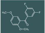 (3,5-Difluoro-phenyl)-(2,5-dimethoxy-phenyl)-methanone