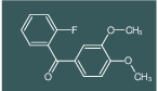 (3,4-dimethoxyphenyl)(2-fluorophenyl)methanone