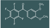 (3,4-dimethoxyphenyl)(pentafluorophenyl)methanone
