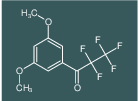 3,5-Dimethoxyphenyl perfluoroethyl ketone