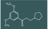 3-cyclopentyl-1-(3,5-dimethoxyphenyl)propan-1-one