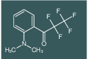 1-(2-Dimethylamino-phenyl)-2,2,3,3,3-pentafluoro-propan-1-one