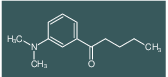1-(3-Dimethylamino-phenyl)-pentan-1-one