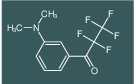 1-(3-Dimethylamino-phenyl)-2,2,3,3,3-pentafluoro-propan-1-one