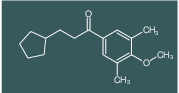 3-cyclopentyl-1-(4-methoxy-3,5-dimethylphenyl)propan-1-one