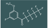 2,2,3,3,4,4,5,5,5-Nonafluoro-1-(3-fluoro-5-methoxy-phenyl)-pentan-1-one