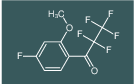 2,2,3,3,3-Pentafluoro-1-(4-fluoro-2-methoxy-phenyl)-propan-1-one