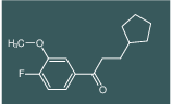 3-cyclopentyl-1-(4-fluoro-3-methoxyphenyl)propan-1-one